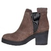 Chaussures Femme bata, Gris, 693-2379 - 19