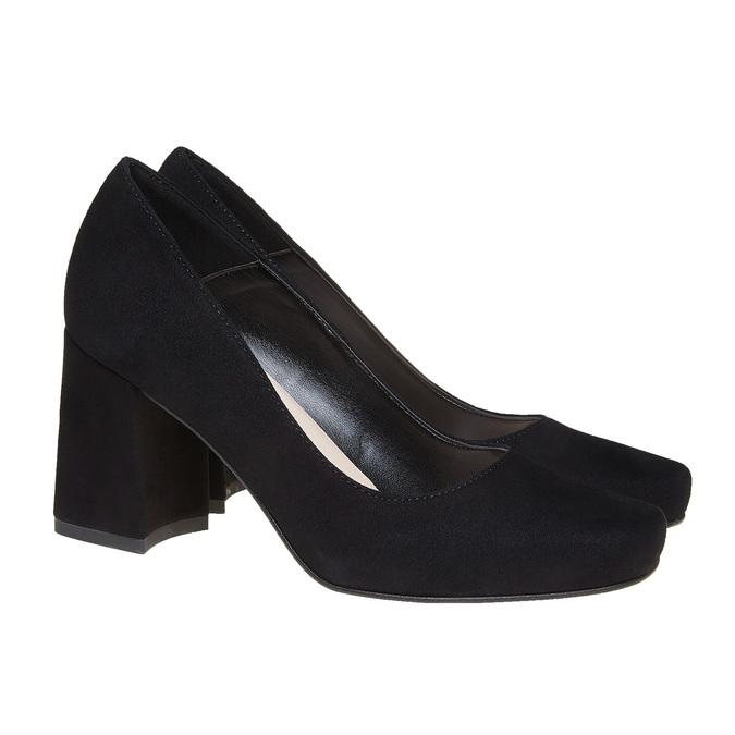 Chaussures Femme bata, Noir, 723-6494 - 26