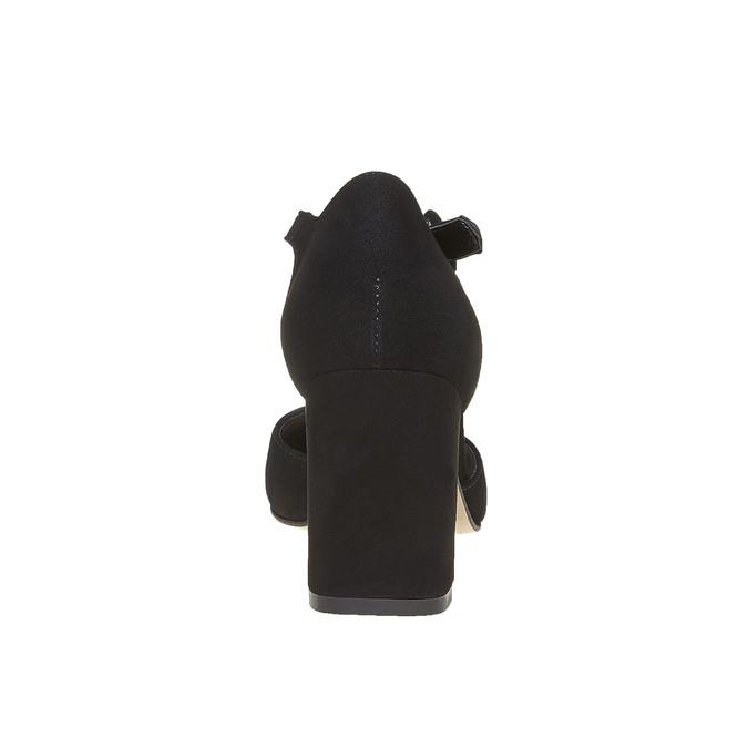 Chaussures Femme bata, Noir, 723-6372 - 17