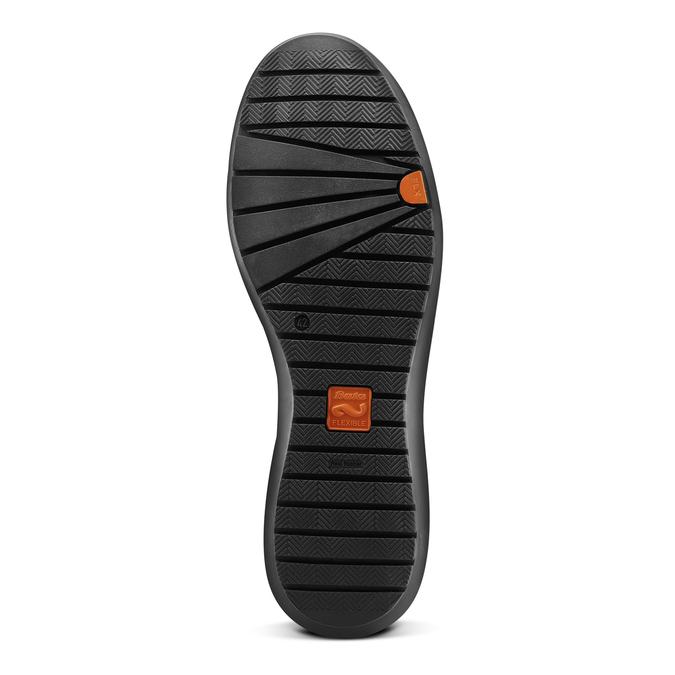 FLEXIBLE Chaussures Homme flexible, Noir, 844-6205 - 19