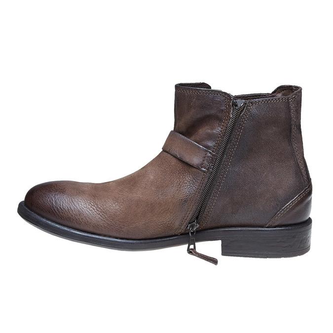 Chaussures Homme bata, Brun, 894-4482 - 19