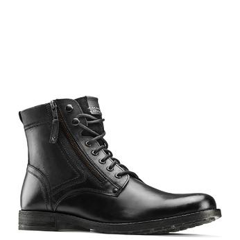 BATA Chaussures Homme bata, Noir, 894-6449 - 13