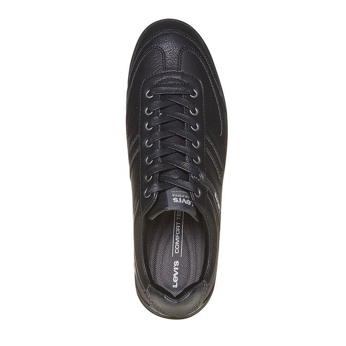 Basket stylée homme levis, Noir, 841-6210 - 19