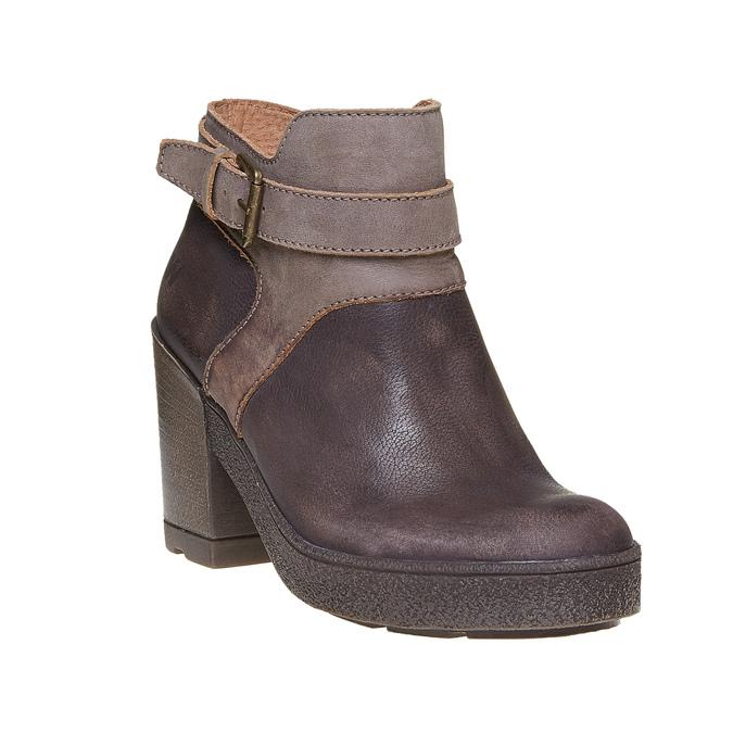 Chaussures Femme weinbrenner, Brun, 794-4485 - 13