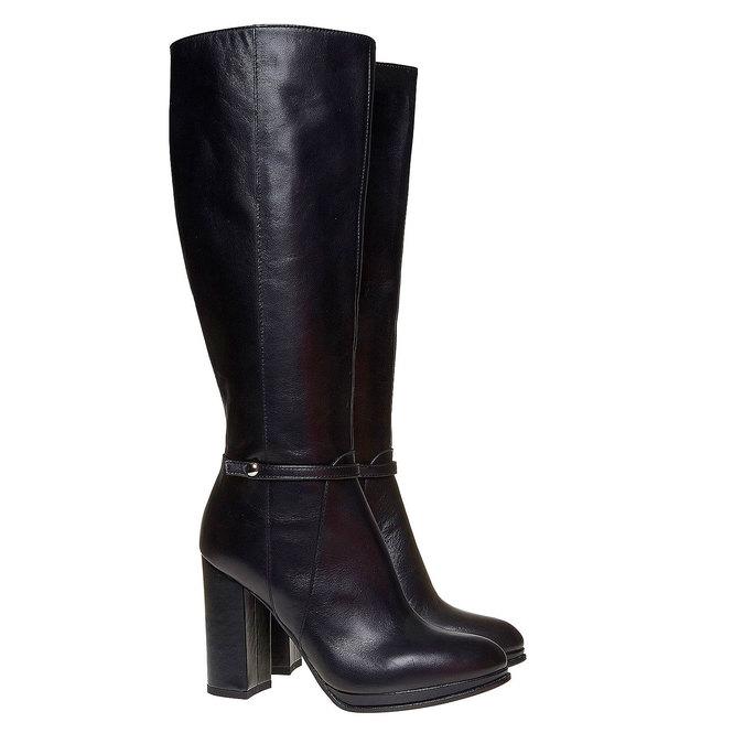 Chaussures Femme bata, Noir, 794-6534 - 26