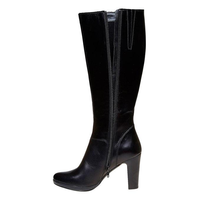 Chaussures Femme bata, Noir, 794-6531 - 19