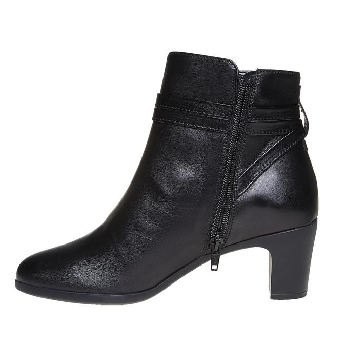 Chaussures Femme flexible, Noir, 694-6357 - 19