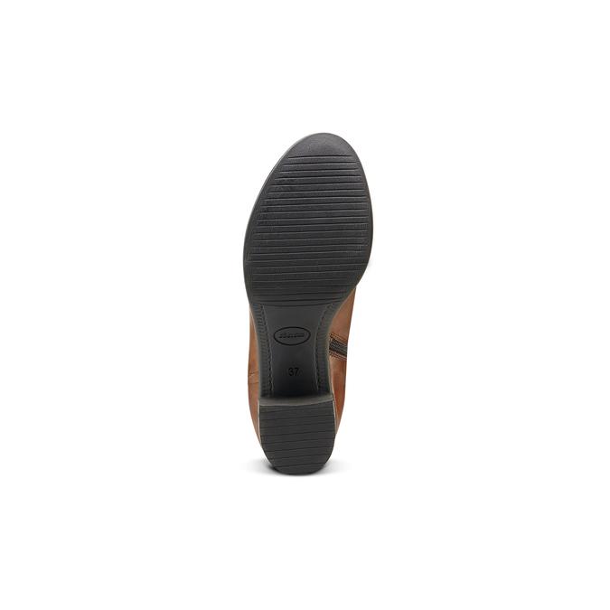 Chaussures Femme bata, Brun, 694-3361 - 17