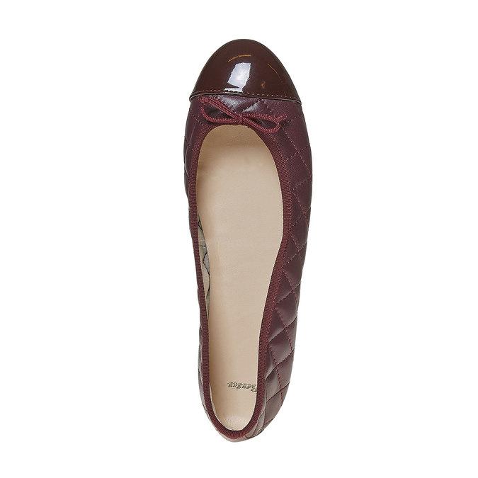 BATA Chaussures Femme bata, Rouge, 524-5431 - 19