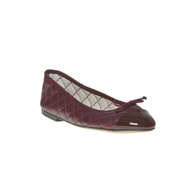 BATA Chaussures Femme bata, Rouge, 524-5431 - 13