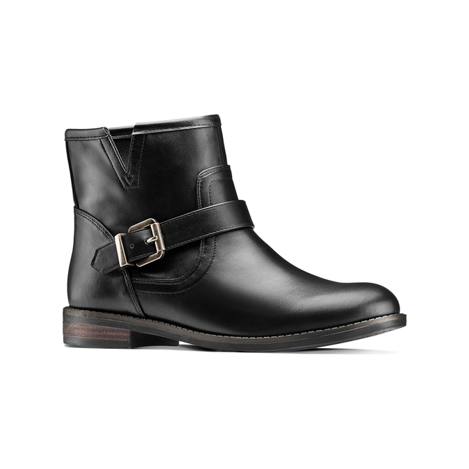 BATA Chaussures Femme bata, Noir, 591-6368 - 13