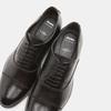 Chaussure lacée en cuir pour homme bata, Noir, 824-6870 - 19
