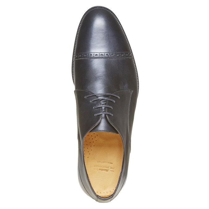 Derby homme bata-the-shoemaker, Noir, 824-6296 - 19