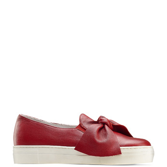 Slip-on rouge femme north-star, Rouge, 514-5264 - 13