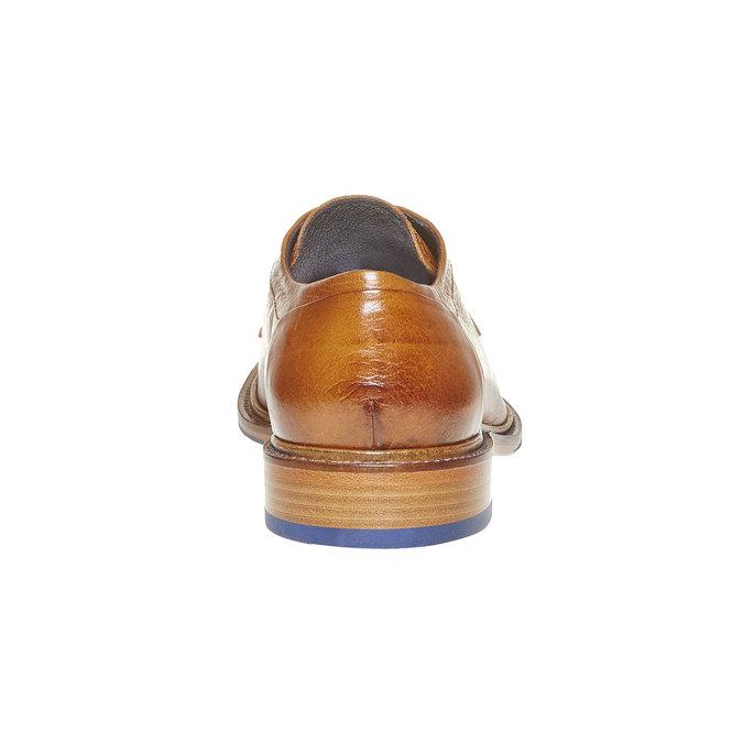 Chaussure en cuir homme bata-the-shoemaker, Brun, 824-3293 - 17