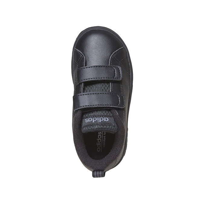 Childrens shoes adidas, Noir, 101-6233 - 19