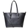 Sac Shopping bata, Noir, 961-6799 - 17