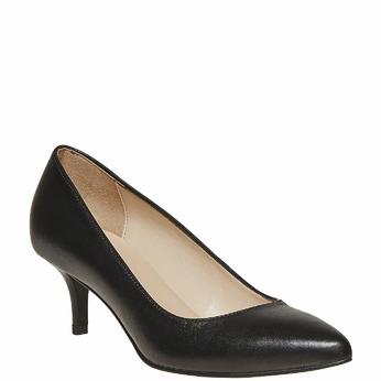 BATA Chaussures Femme bata, Noir, 724-6482 - 13