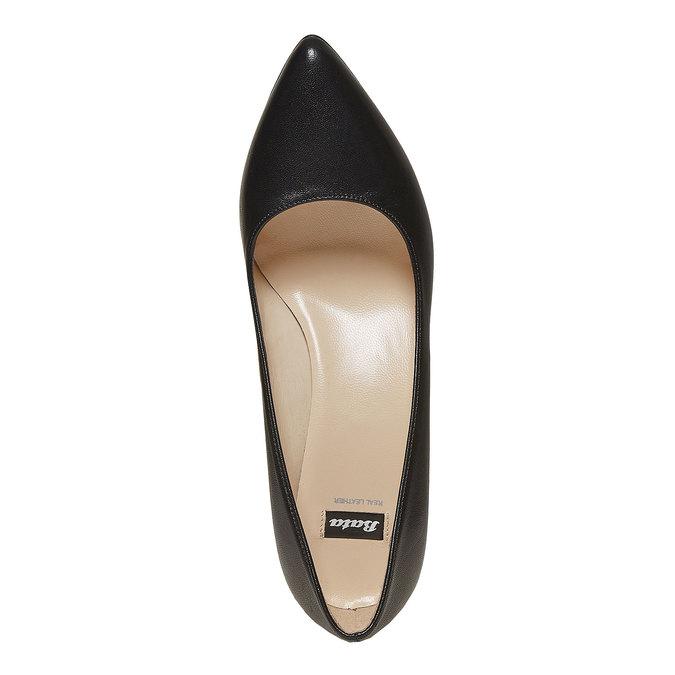 BATA Chaussures Femme bata, Noir, 724-6482 - 19