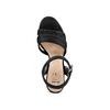 Sandale femme à talon stable insolia, Noir, 769-6700 - 17