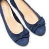 BATA Chaussures Femme bata, Bleu, 523-9420 - 26