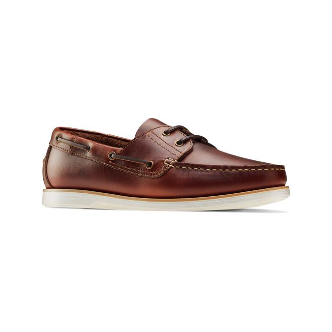 BATA Chaussures Homme bata, Brun, 854-5174 - 13