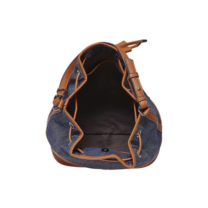 Sac Bucket bata, Violet, 969-9332 - 15