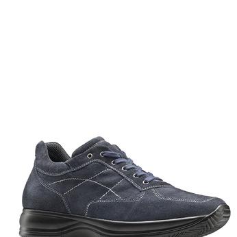 Men's shoes bata, Violet, 843-9315 - 13