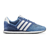 Childrens shoes adidas, Violet, 803-9182 - 26