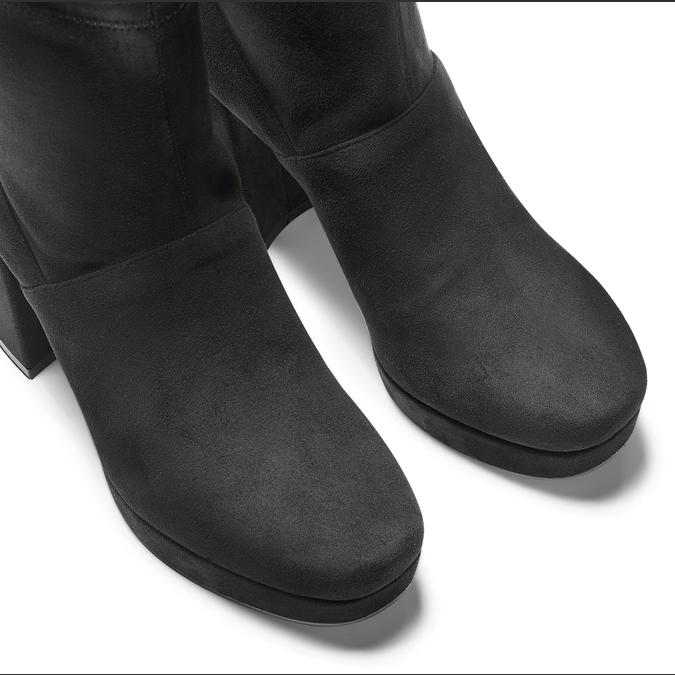 Women's shoes bata, Noir, 799-6664 - 15