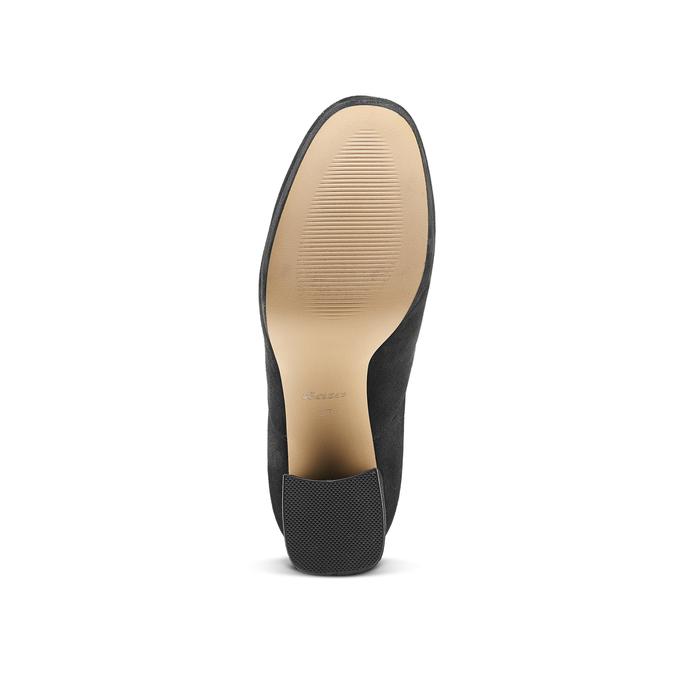 Women's shoes bata, Noir, 799-6664 - 17