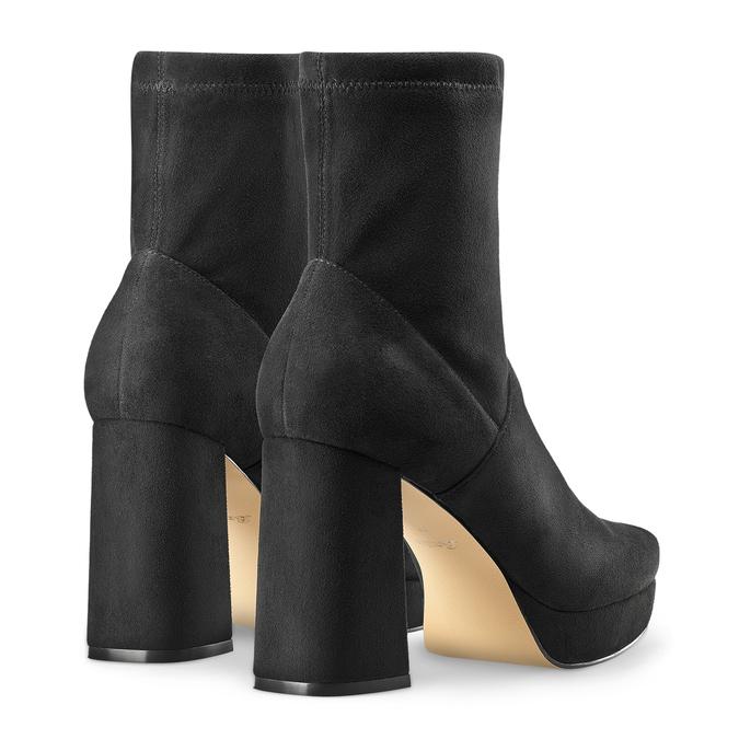 Women's shoes bata, Noir, 799-6664 - 19