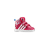 Basket montante fille adidas, Rouge, 101-5292 - 13