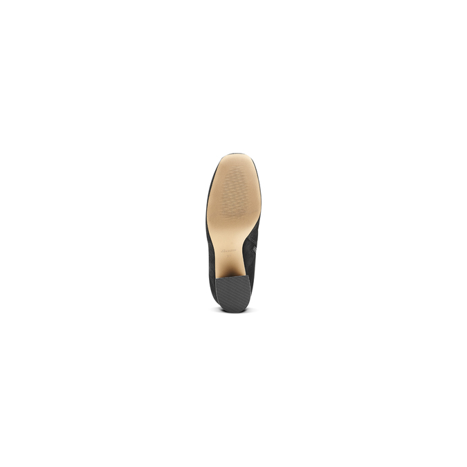 Women's shoes bata, Noir, 799-6155 - 17