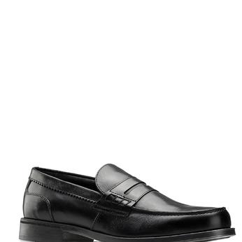 Men's shoes bata, Noir, 814-6175 - 13