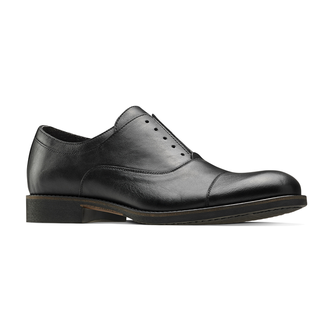 Men's shoes bata, Noir, 824-6270 - 13