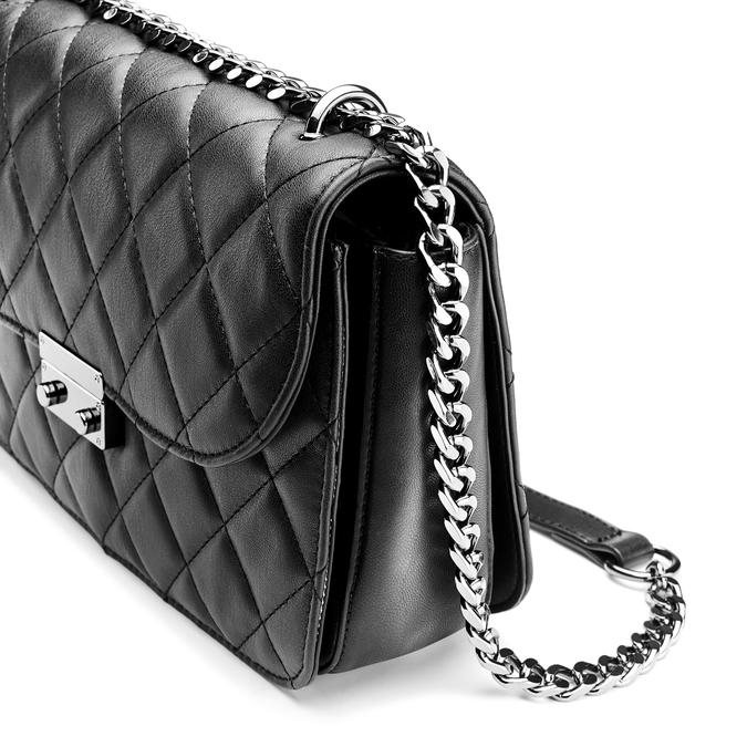 Bag bata, Noir, 961-6141 - 15