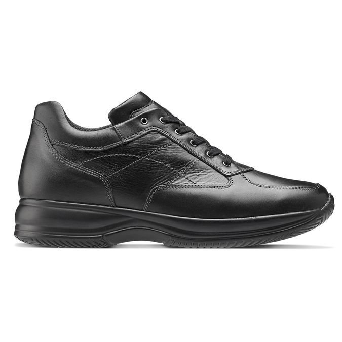 Men's shoes bata, Noir, 844-6325 - 26