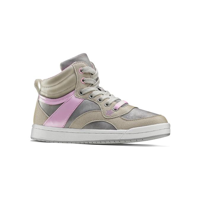 Childrens shoes mini-b, Gris, 321-2292 - 13