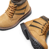 Childrens shoes mini-b, Jaune, 291-8168 - 19