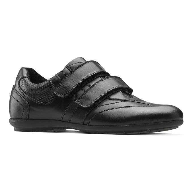 Men's shoes bata, Noir, 844-6729 - 13