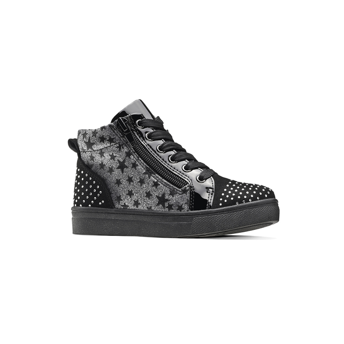 Childrens shoes mini-b, Noir, 229-6204 - 13