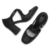 Women's shoes insolia, Noir, 729-6975 - 26