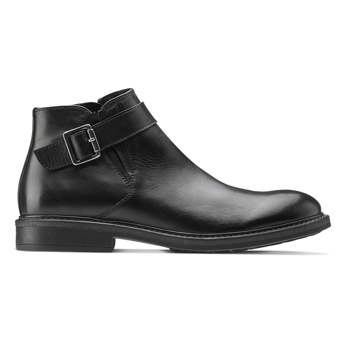 Men's shoes bata, Noir, 824-6603 - 26
