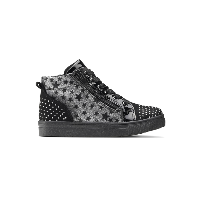 Childrens shoes mini-b, Noir, 229-6204 - 26