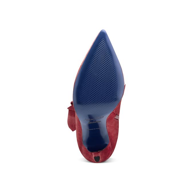 Women's shoes bata, Rouge, 793-5198 - 17