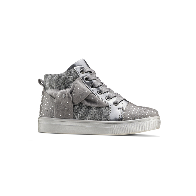 Childrens shoes mini-b, Gris, 229-2205 - 13