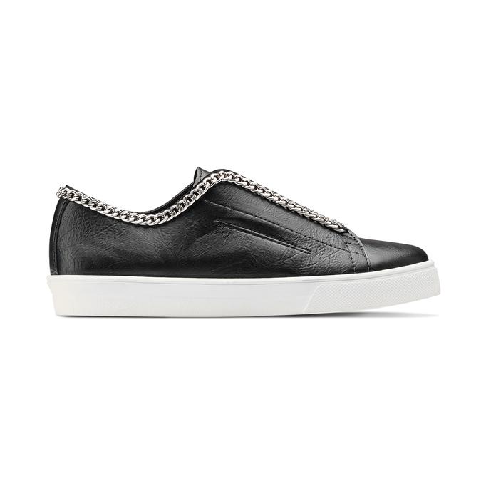 Women's shoes north-star, Noir, 541-6129 - 26