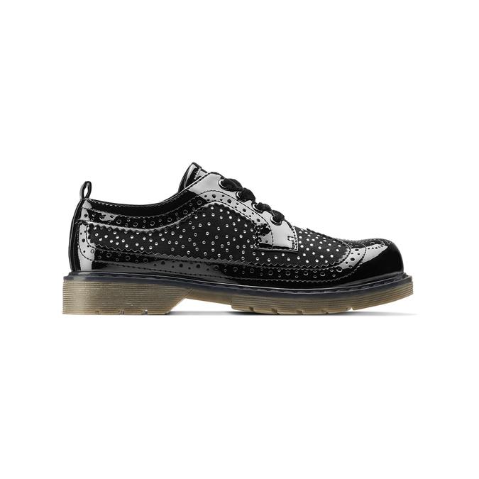 Childrens shoes mini-b, Noir, 321-6290 - 26