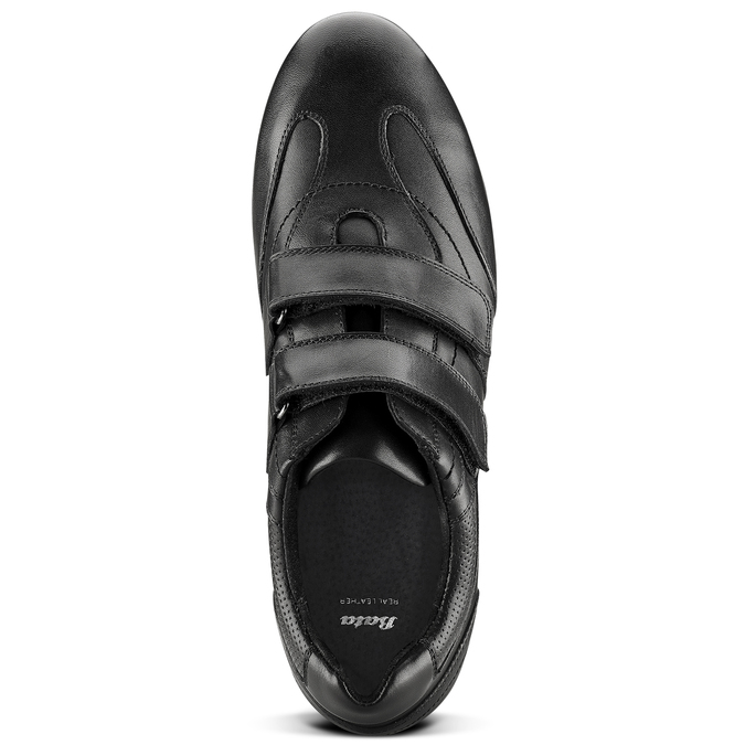 Men's shoes bata, Noir, 844-6729 - 15